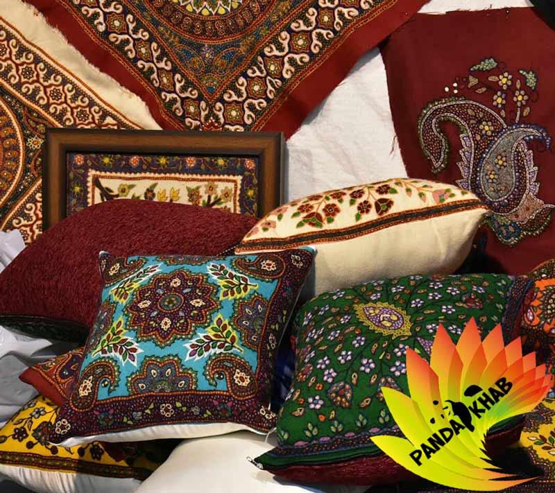 انواع روبالشی ایرانی