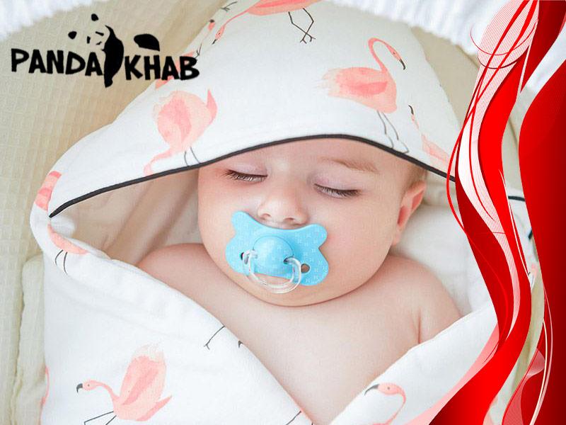 سرویس لحاف تشک نوزاد
