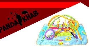 تشک و پارک بازی نوزادی