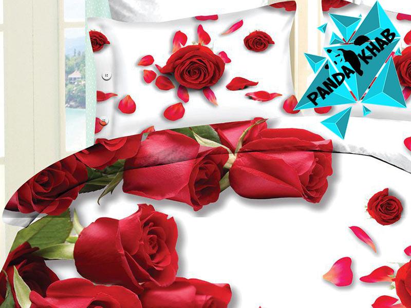 روتختی طرح گل رز