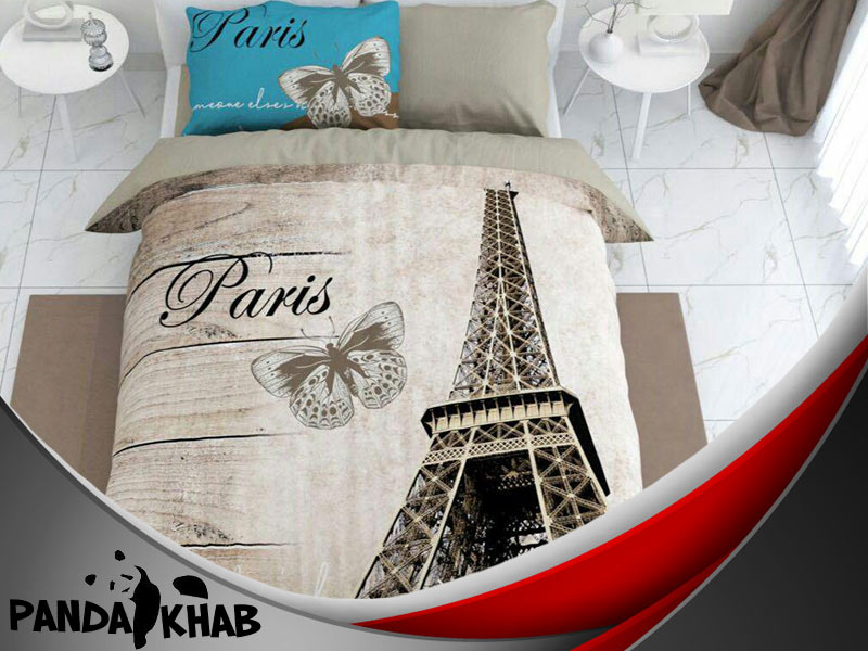 روتختی دو نفره طرح پاریس